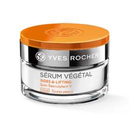 V-shaping Dagcrème, Sérum Végétal, Pot 50 ml, Anti-Age, Gezichtsverzorging