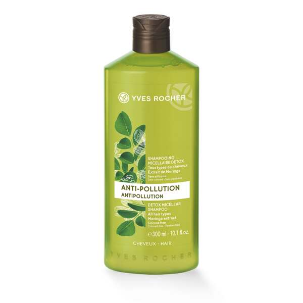 Micellaire anti-pollution shampoo