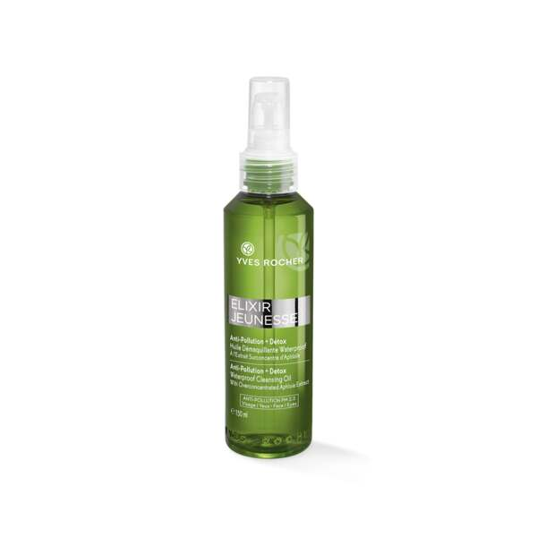 Reinigingsolie waterproof - Anti-pollution + detox