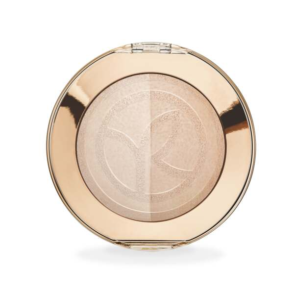 Duo highlighter youthful effect, Expert make-up, Highlighter, Make-up, Yves rocher.