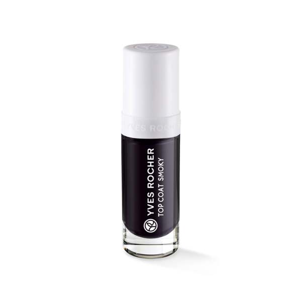 Topcoat met Smoky Effect, Expert make-up, Flacon 5 ml, French manicure, Nagels, Make-up