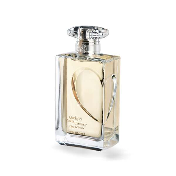 Quelques Notes d'Amour - Eau de Toilette 75 ml, Parfum