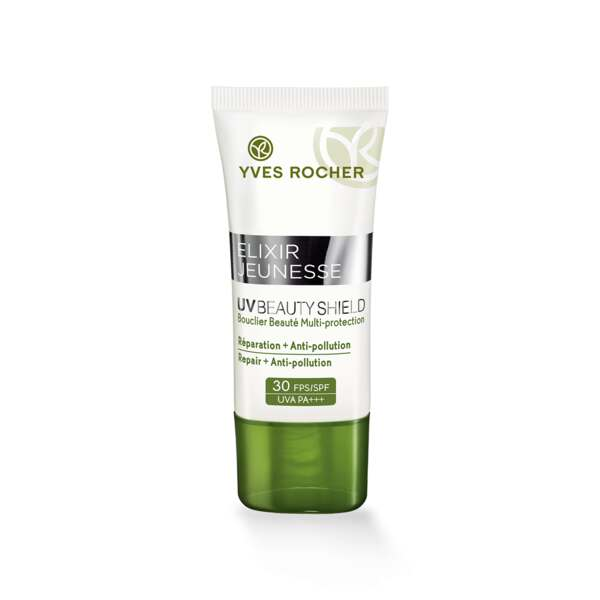 UV Beauty shield SPF 30 - Repair + Anti-Pollution