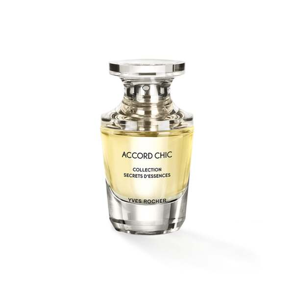 Secrets d'Essences Accord Chic - Eau de Parfum 30 ml, Parfum, Yves Rocher