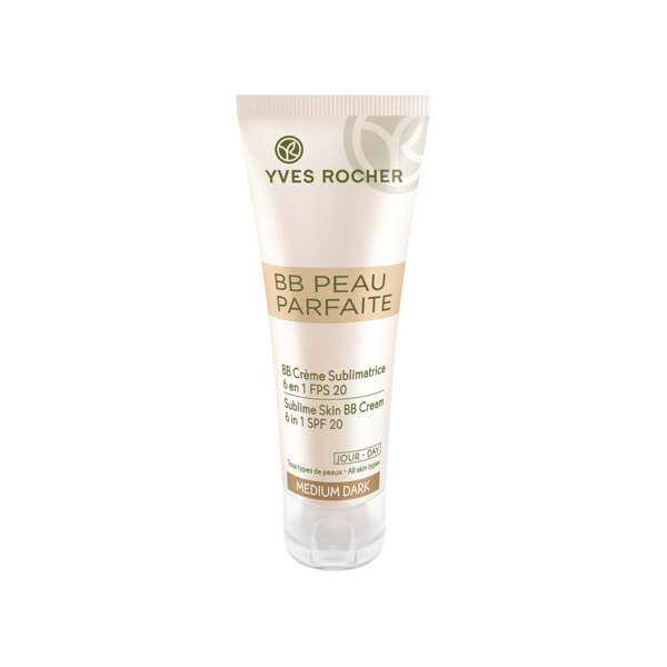 Perfectionerende BB Cream 6-in-1, Peau Parfaite, Tube 50 ml, Fond de Teint, Teint, Make-up