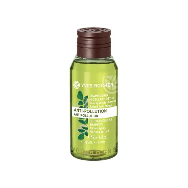 Mini Micellaire shampoo - anti-pollution