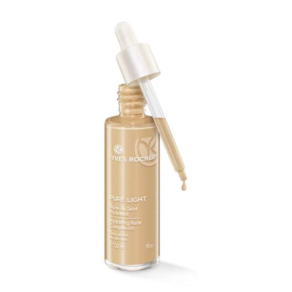 Hydraterende foundation natuurlijke teint - Pure Light