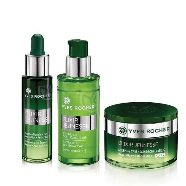 Set Elixir Jeunesse Liquid Day Care
