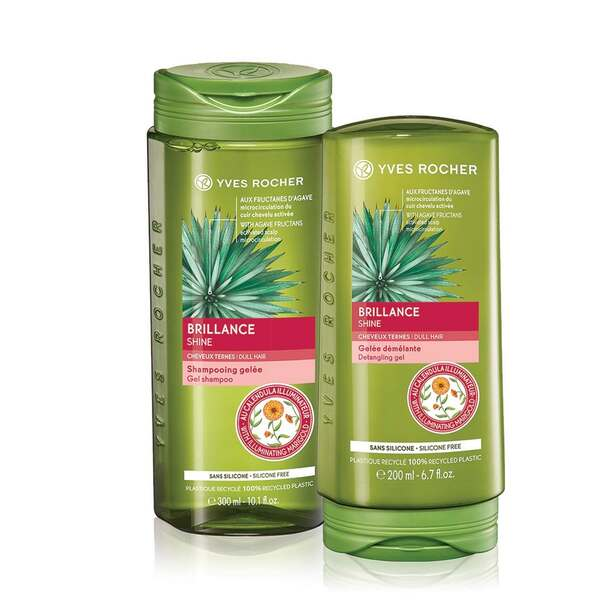 Set Duo Shampoo en Conditioner Glanzend haar