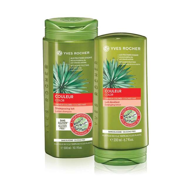 Set Duo Shampoo en Conditioner Gekleurd haar