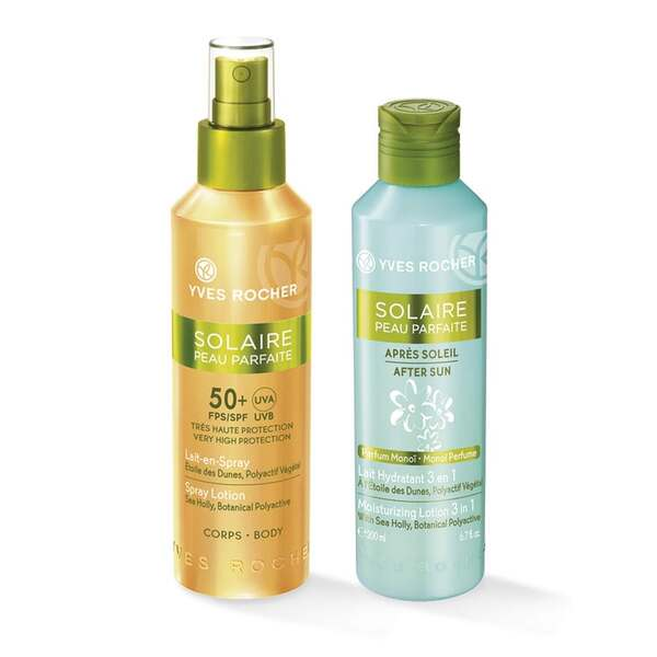 Set Zonnespray SPF 50+
