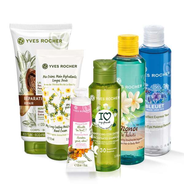 Set Must Haves Yves Rocher